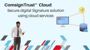 digital signature soltuion on CLOUD
