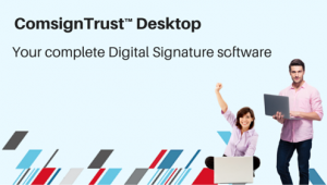 DIGITAL SIGNATURE FROM COMPUTER